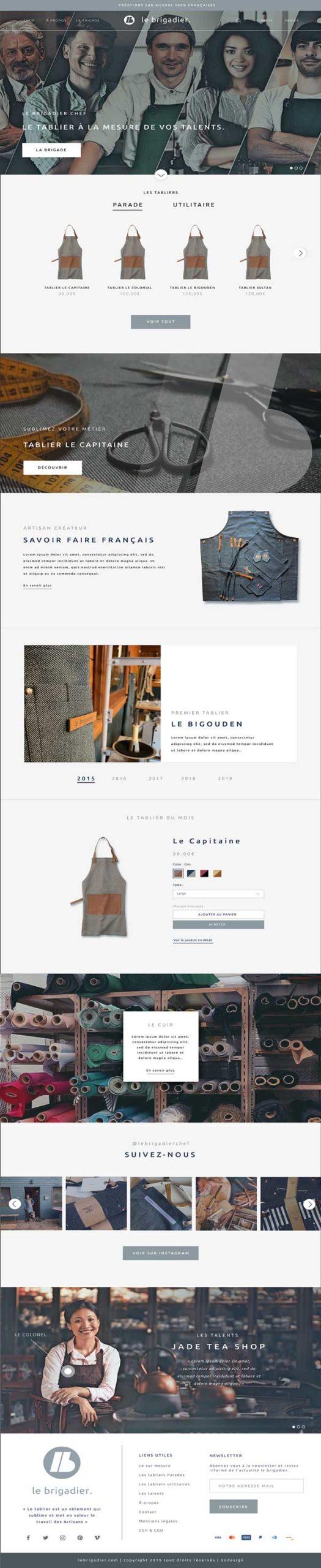 creation et webdesign site internet createur omgo branding