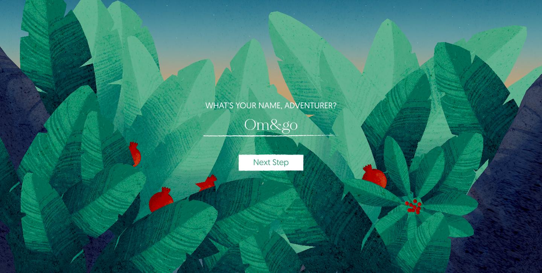 site internet inspirant interactif design digital