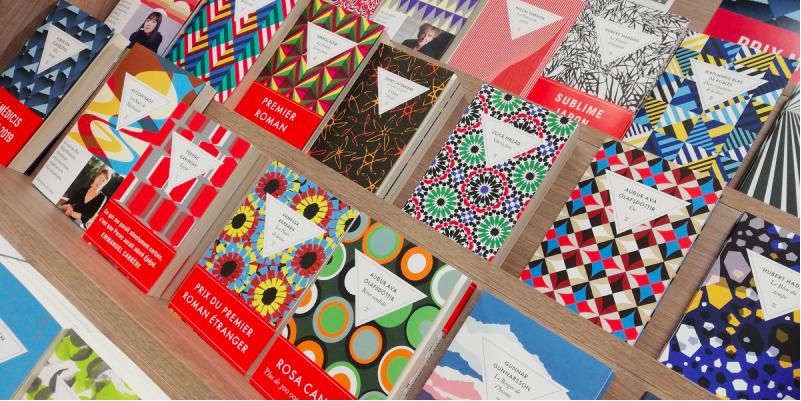design graphique magazine couverture