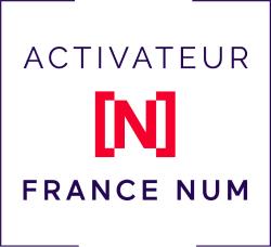 Logo activateur france num entreprise