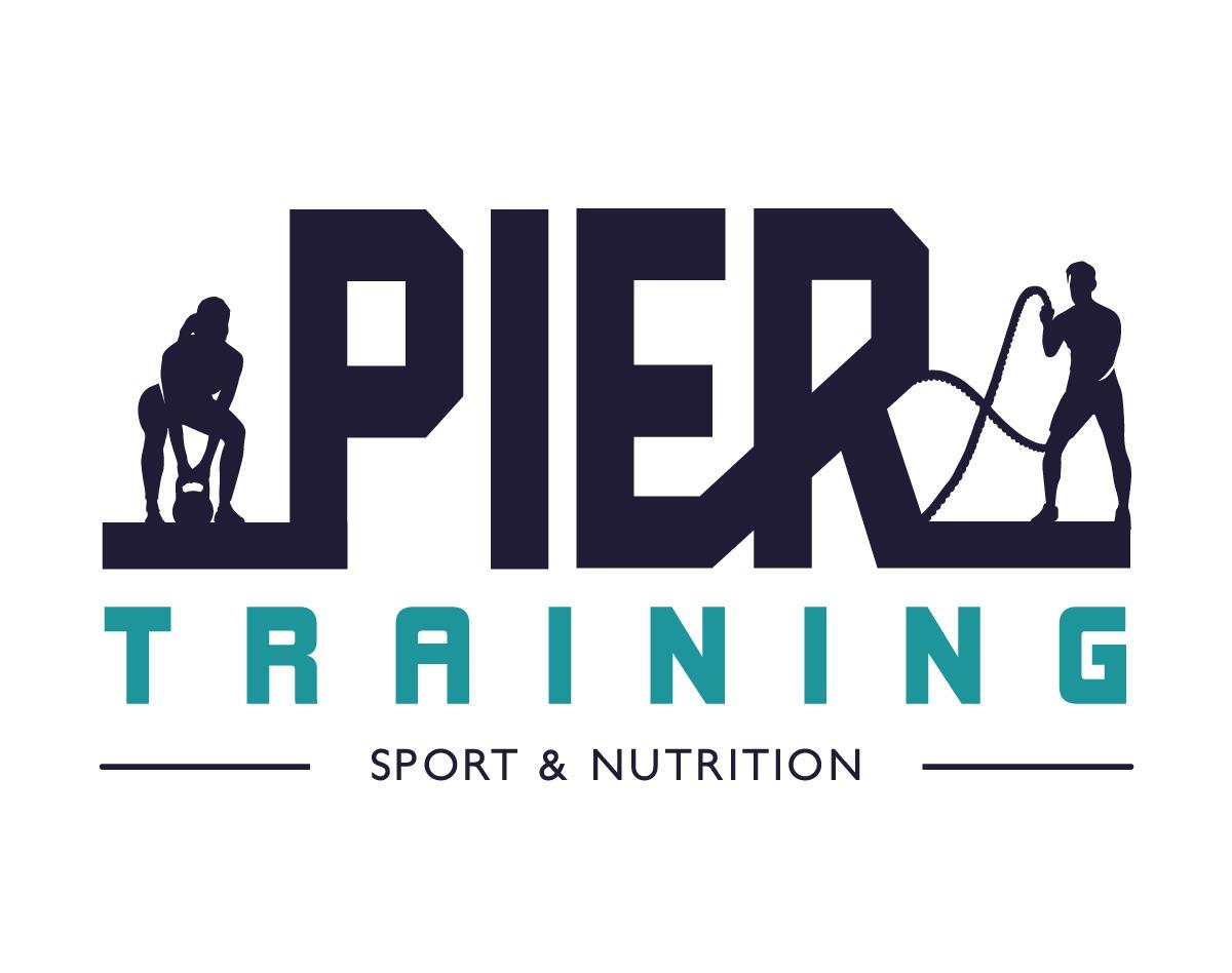 création logo coach domicile pier training